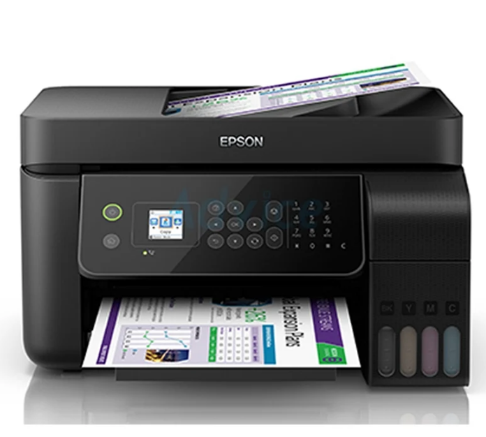 May in mau Epson L5190 1